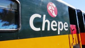 Chepe, the Copper Canyon train  (photo Bob Bowers)