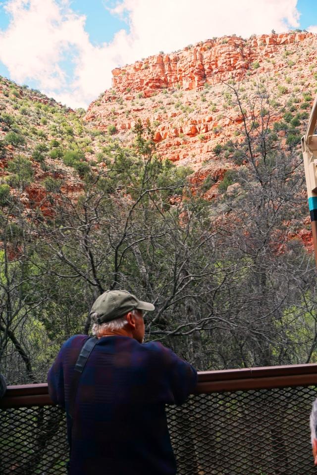 Verde Canyon from an Open-air Car.JPG